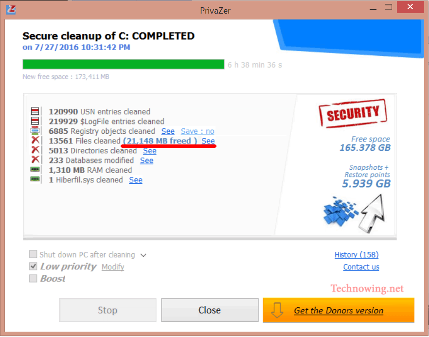 Clean your PC more deeply than ever 9