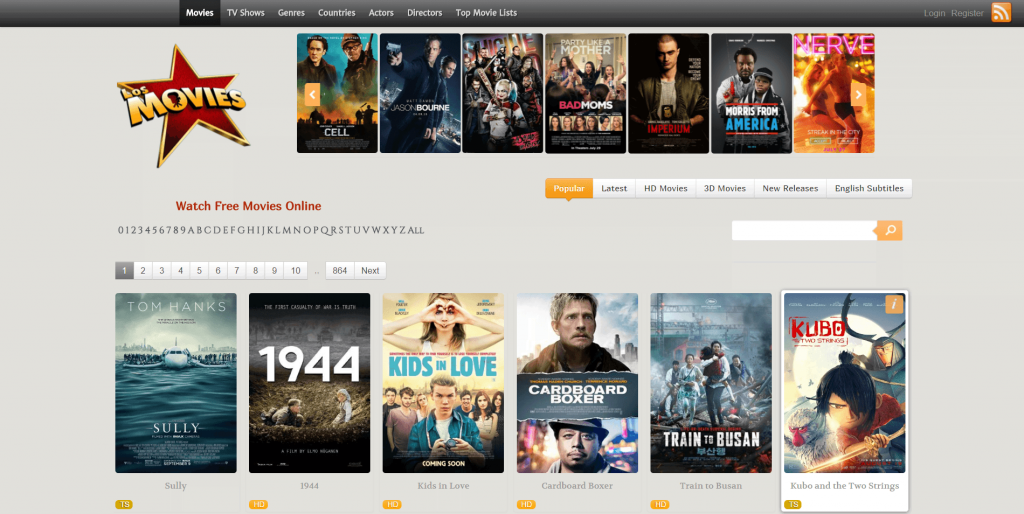 Watch Movies for Free Online 9