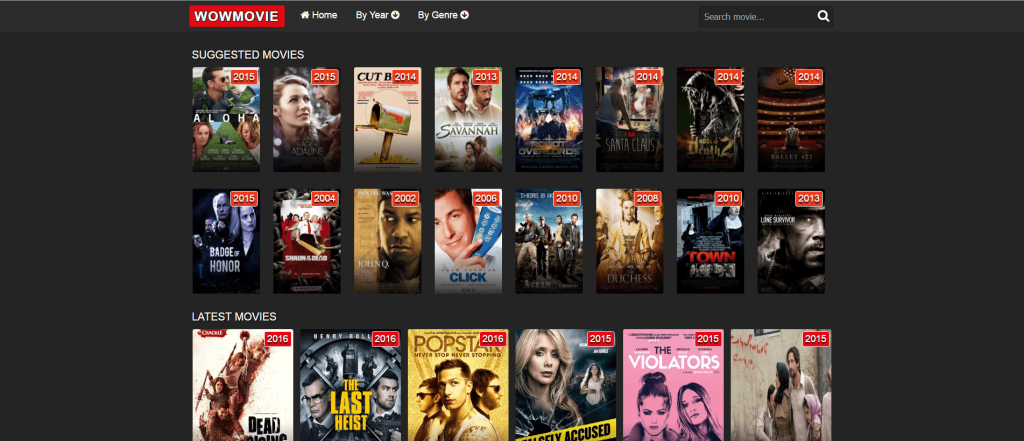 Watch Movies for Free Online 7