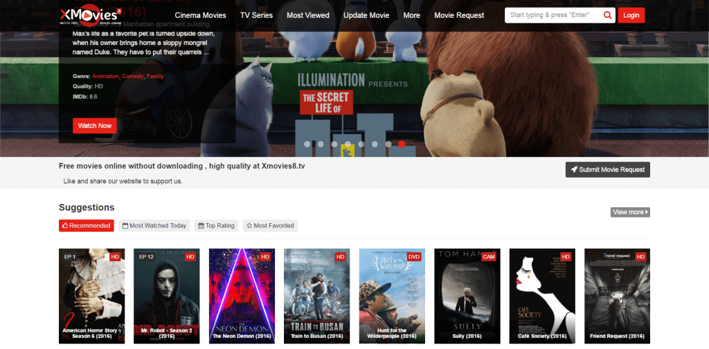 Watch Movies for Free Online 10