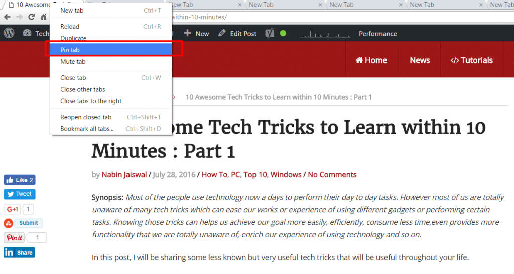 10 Awesome Tricks to Learn within 10 Minutes : Part 2 3