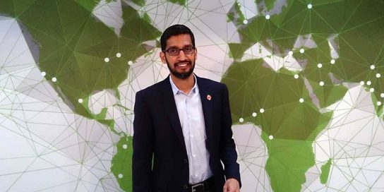 Top 10 Interesting facts about Sundar Pichai